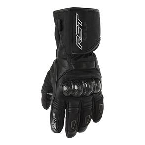 RST RALLYE CE WATERPROOF GLOVE [BLACK]